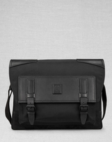 Belstaff Roadmaster Messenger Bag Black