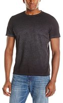 Kenneth Cole New York Kenneth Cole Men's Short Sleeve Marble Wash Crew