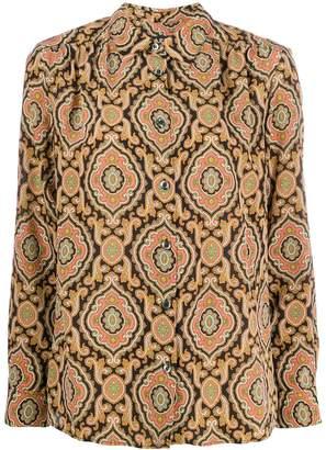 A.P.C. paisley print shirt