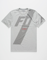 Fox Scalene Mens T-Shirt