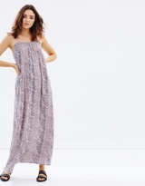 Rusty Alpha Maxi Dress