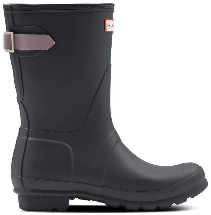 Thumbnail for your product : Hunter Back Adjust Short Boot