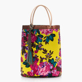 J.Crew Collection tote in Ratti® Italian silk