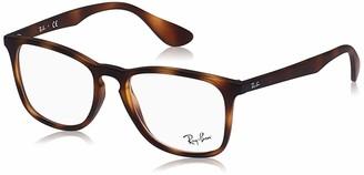 Ray-Ban Women's 0RX 7074 5365 52 Optical Frames