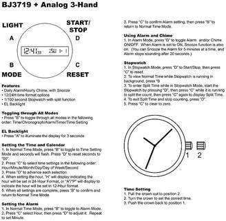Skechers Womens White Silicone Analog/Digital Chronograph Watch
