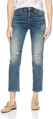 Calvin Klein Jeans Women's High Rise Ankle Skinny Denim Jean