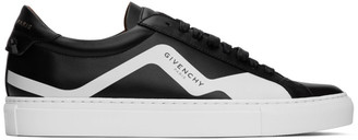 Givenchy Black Urban Knots Sneakers