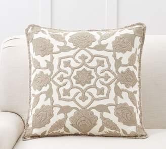 Pottery Barn Lovisa Medallion Pillow Cover