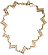 Lulu Frost Geometric Link Necklace