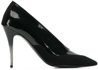 Stella McCartney Lacquered Pumps