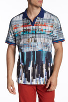 Robert Graham Muscat Short Sleeve Polo