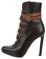 Paul Andrew Lace-Up Ankle Boots