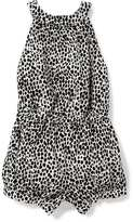 Old Navy Cheetah-Print Romper for Baby