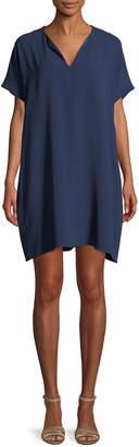 Diane von Furstenberg Kora New Short-Sleeve Shift Dress