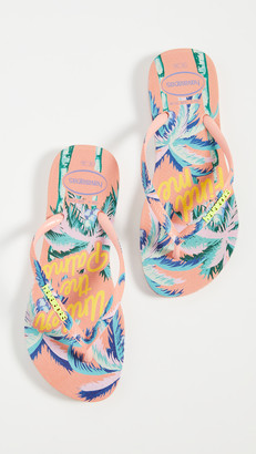 Havaianas Slim Summer Flip Flops