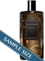 Berdoues Sample - Grand Cru - Oud Wa Vanilla EDP