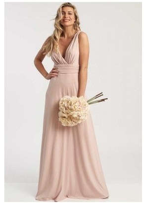 Revie London Lana Blush Dress