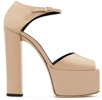 Giuseppe Zanotti Bebe Touch 120mm sandals