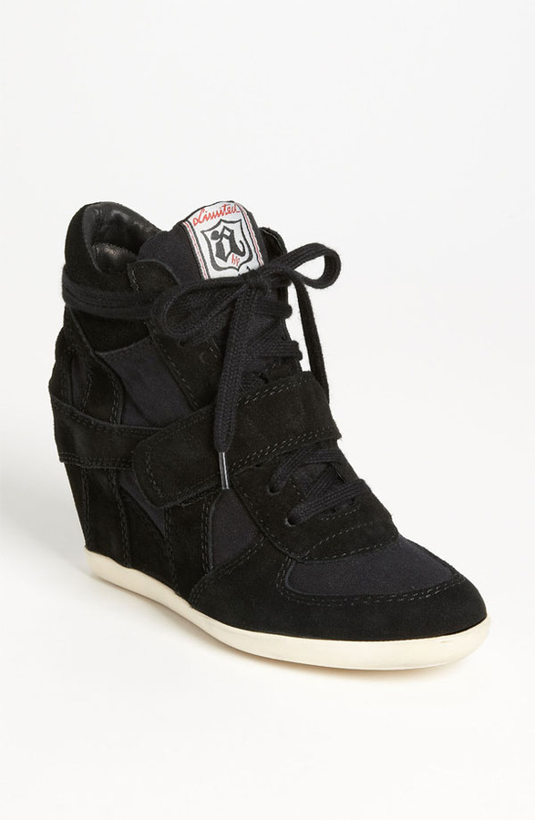 Ash 'Bowie' Hidden Wedge Sneaker
