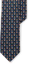Polo Ralph Lauren Ralph Lauren Preppy Bear Silk Narrow Tie