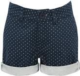 M&Co Ben Sherman spot pattern shorts