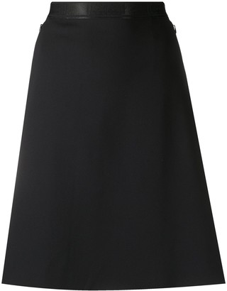 Wolford Artemis A-line skirt