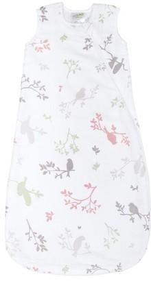 Perlimpinpin cotton muslin sleep bag Birds 0-6