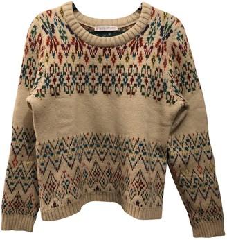 Paul & Joe Sister Ecru Wool Knitwear for Women