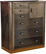 Rejuvenation Extremely Rare Norman Bel Geddes Dresser w/ Original Bakelite Pulls c1939