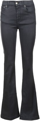 Jacob Cohen High-waist Flared Jeans