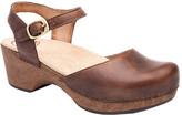 Dansko Women's Sam Closed Toe Sandal