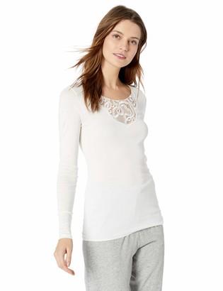 Hanro Women's Ella Long Sleeve Shirt