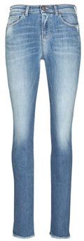 Emporio Armani DIANA women's Skinny Jeans in Blue