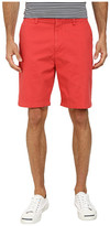 Nautica Fashion Color Of Anchors Flat Front Deck Shorts