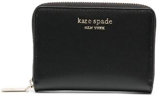 Kate Spade Spencer logo cardholder