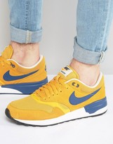 Nike Air Odyssey Trainers In Yellow 652989-700