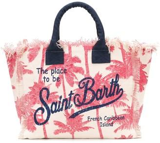 MC2 Saint Barth Vanity canvas tote