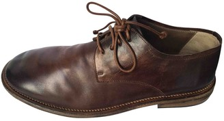 Marsèll Brown Leather Lace ups