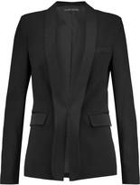 Alice + Olivia Stefani crepe blazer