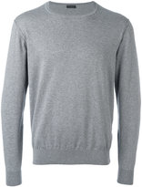 Z Zegna crew-neck jumper - men - Cotton - S