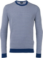 Ballantyne striped jumper - men - Cotton - 48