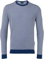 Ballantyne striped jumper - men - Cotton - 56