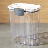 Crate & Barrel Progressive ® ProKeeper 2.3-Qt. Sugar Storage Container