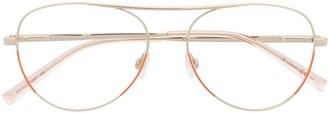 M Missoni Aviator-Frame Glasses