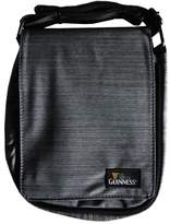 Guinness Grey Shoulder Bag With Adjustable Black Strap