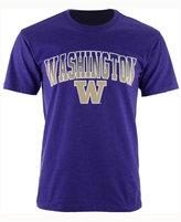 Colosseum Men's Washington Huskies Gradient Arch T-Shirt