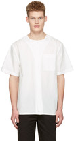 Saturdays Nyc White Pontus Shirt