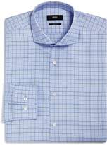Boss Glen Plaid Regular Fit Dress Shirt