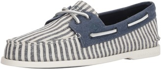 Sperry Men's A/O 2-Eye Washed Boat Shoe