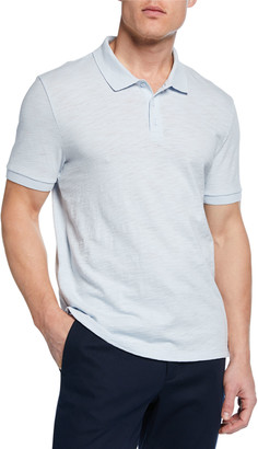 Vince Men's Classic-Fit Solid Polo Shirt
